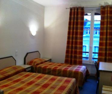 Hotel Lourdes Sur Le Boulevard De La Grotte